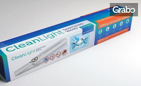 UV уред за дезинфекция GreenTech Sanitizing Wand