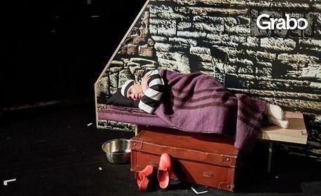 """Пламен Пеев и Теодор Елмазов в изящната комедия """"Съдебна грешка"""" на 29 Януари"""