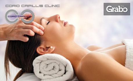 Комбиниран масаж на гръб или цяло тяло, плюс индийски масаж на глава