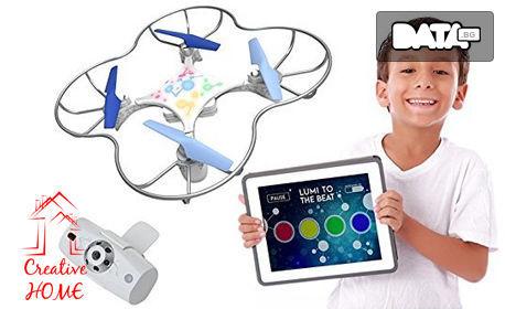 Детска играчка дрон WowWee Lumi Gaming