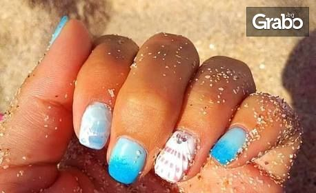 Парафинова терапия за ръце, или маникюр с гел лак и SPA терапия за ръце