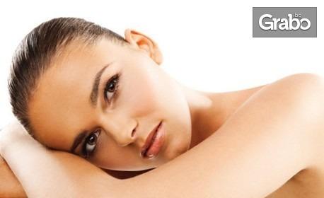 За свежо лице! Детокс терапия с почистване с ултразвук и етерични масла или anti-age грижа с мезотерапия и RF лифтинг
