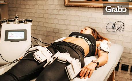 Иновация за изваяно тяло без мазнини! Лазерна липосукция на две зони по избор