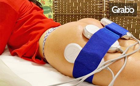 Комплексна програма с кавитация, фотон терапия и RF лифтинг на зона по избор