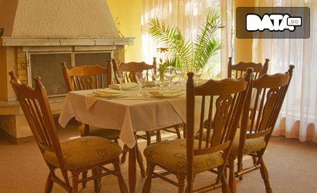 8 Декември край Велинград! Нощувка със закуска, плюс празнична вечеря с DJ парти