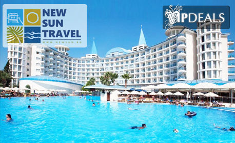 Last Minute луксозна почивка в Дидим! 5 нощувки All Inclusive в хотел Buyuk Anadolu Didim Resort 5*
