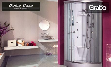 За банята! Хидромасажна душ кабина, или хидромасажен панел