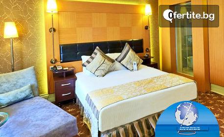 Новогодишна екскурзия до Истанбул! 3 нощувки със закуски и празнична вечеря в хотел Gonen*****, плюс транспорт