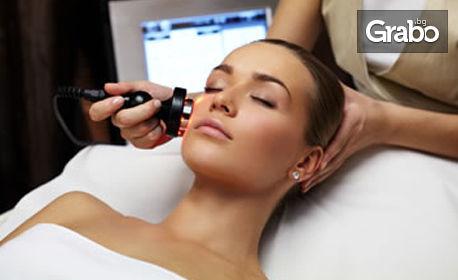 Радиочестотен лифтинг на лице и околоочен контур - без или със шия