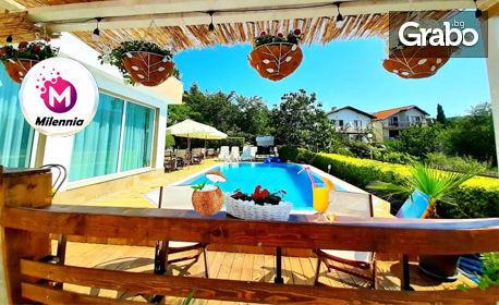 изображение за оферта Летен релакс в Слънчев бряг! Нощувка, плюс външен басейн, от Хотел Миления*** - на 200м от плажа