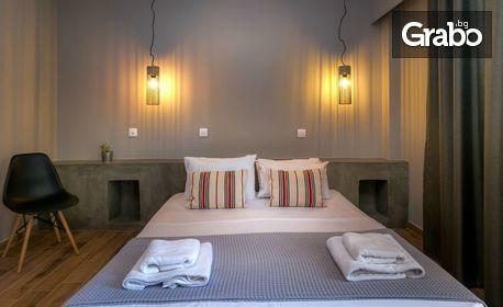 През Май на о. Тасос! 2 нощувки със закуски и вечери в хотел ZOE 4*, плюс транспорт и посещение на Кавала и Александруполис