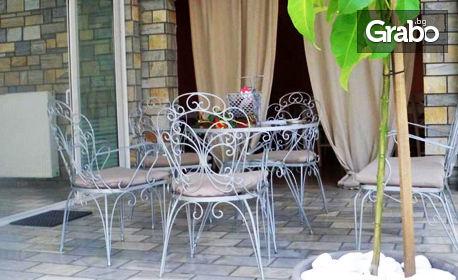 Ранно лято в Олимпик бийч, Гърция! 2 или 3 нощувки със закуски и вечери - за двама, трима или четирима