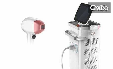 Лазерна епилация за жени с Fotora Power Lazer на зона по избор