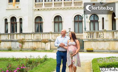 Лятна семейна фотосесия на открито, с 10 или между 30 и 100 обработени кадъра