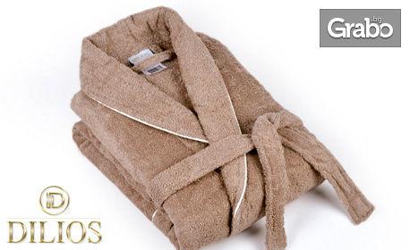 """Халат """"Монте Карло"""" от 100% памук, в размер и цвят по избор"""
