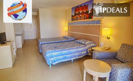 Луксозна почивка в Кушадасъ през 2020г! 7 нощувки на база All Inclusive в Хотел Ephesia Holiday Beach Club*****