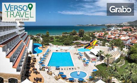 24-часов All Inclusive в Кушадасъ за майските празници! 4 нощувки в Хотел Batihan Beach Resort 4+*