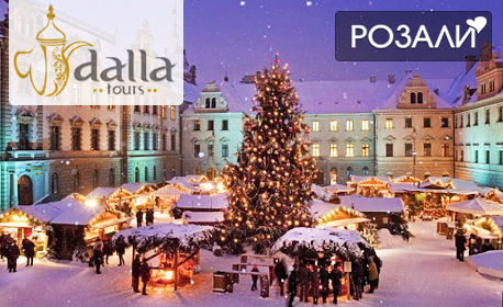 Предколедна екскурзия до Виена и Будапеща! 3 нощувки със закуски, плюс транспорт