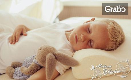 Възглавница от мемори пяна Viskomek Pillow