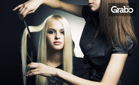 За красива коса! Измиване, изсушаване и оформяне