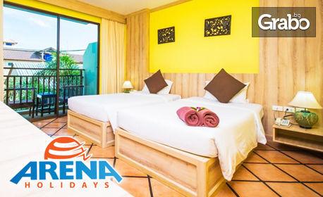 През Октомври на остров Пукет, Тайланд! 7 нощувки със закуски в Phuket Island View 4*, плюс самолетен транспорт