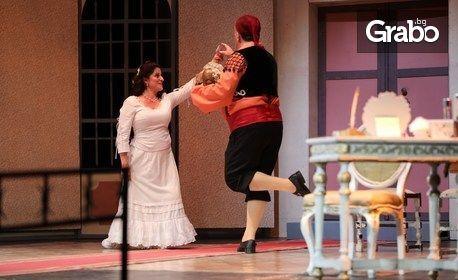 """Насладете се на операта """"Севилският бръснар"""" на 17 Декември в Доходно здание"""