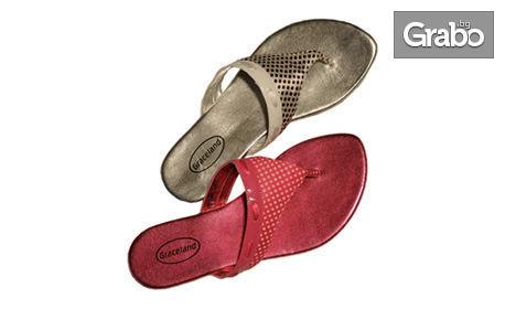Дамски чехли - модел, цвят и размер по избор