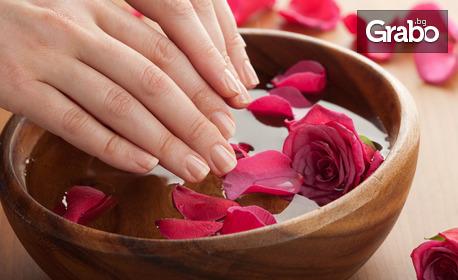 IBX процедура за възстановяване на чупливи и увредени нокти