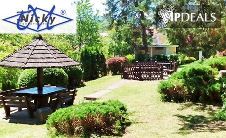 Коледа в сръбския курорт Върнячка баня! 2 нощувки със закуски в Хотел Vila Lazar, плюс обяд и 2 вечери - едната празнична
