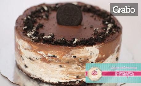 Торта Орео или Чийзкейк