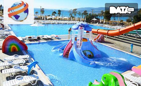 Морска почивка край Дидим! 5 нощувки на база All Inclusive в Ramada Resort Hotel Akbuk****