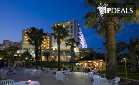 Нова година в Кушадасъ! 4 нощувки на база All Inclusive с празнична вечеря в Хотел Fantasia Deluxe Resort*****