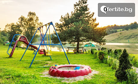 Август в Еленския Балкан - на брега на язовир Палици! Нощувка със закуска и вечеря