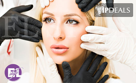 За лицето - диамантено микродермабразио, RF лифтинг, почистване, водно дермабразио или HIFU - SMAS лифтинг