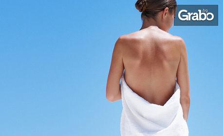 Преглед за установяване на гръбначни изкривявания, плюс изготвяне на упражнения при наличие на деформации