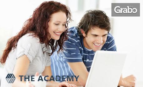 Онлайн бизнес курс по избор, с достъп до платформата за 1 месец