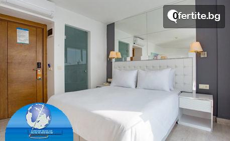 Луксозна почивка в Кушадасъ! 7 нощувки на база All Inclusive в Хотел Le Bleu*****,
