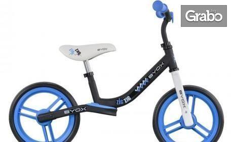 За децата! Надуваем пояс, тротинетка, балансиращ велосипед, трапмлин или триколка