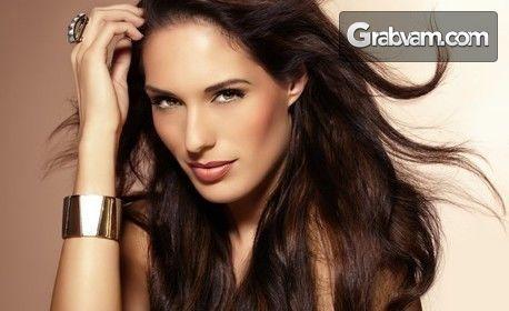 Арганова или кератинова терапия за коса