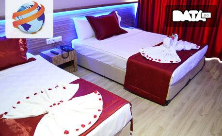 Летен релакс в Кушадасъ! 7 нощувки на база All Inclusive в Хотел Belmare****
