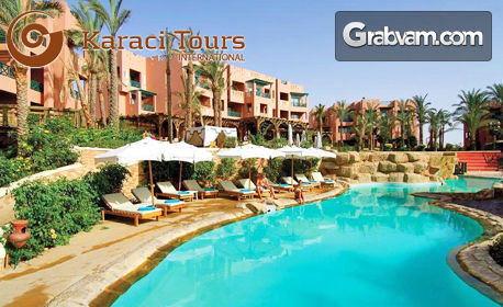 Посети Египет! 7 нощувки на база All inclusive в Хотел Sharm Cliff Resort**** в Шарм Ел Шейх, плюс самолетен транспорт