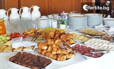 Почивка край Смолянските езера! 2, 3, 4 или 5 нощувки със закуски и 1, 2, 3 или 4 вечери, плюс сауна