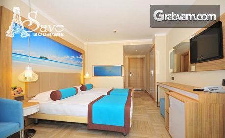 Нова година в Мармарис! 4 нощувки на база All Inclusive в Хотел Blue Bay Platinum*****