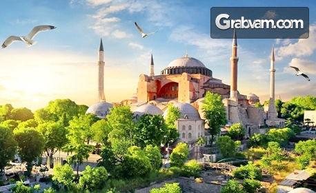 Екскурзия до Истанбул, възможност за Принцови острови! 3 нощувки със закуски, плюс транспорт и посещение на Одрин и Чорлу