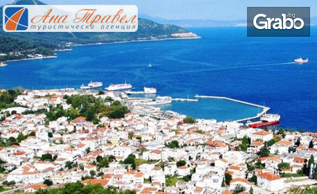 Екскурзия до остров Тасос! 3 нощувки със закуски и вечери в хотел Rachoni Bay Resort***, плюс транспорт и посещение на Кавала
