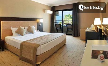 Лукс край Мармарис! 7 нощувки на база All Inclusive в Munamar Beach Residence*****