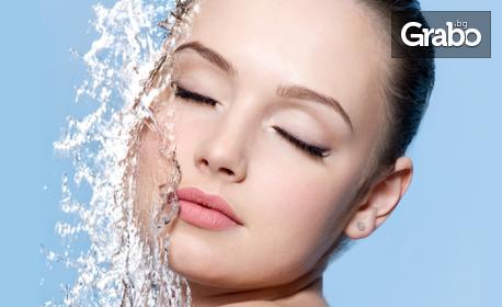 Почистване на лице в 13 стъпки или ламиниране и боядисване на мигли