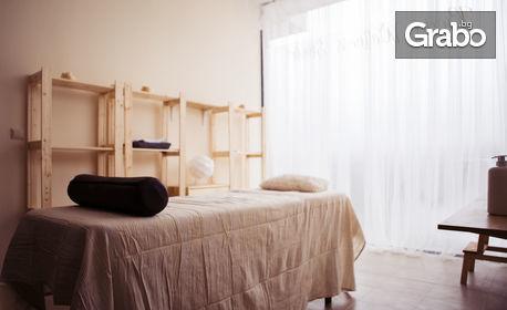 Класически масаж на цяло тяло с акцент върху дрениращи и скулптиращи техники на проблемни зони