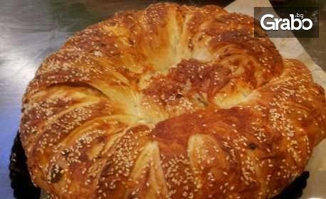 Щрудел с ябълки, Тиквеник или Домашен тутманик със сирене и кашкавал