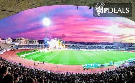 Футболна среща между ветераните на Етър и Манчестър Юнайтед - на 11.10 във Велико Търново